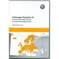 Volkswagen SD Karta Europa AS V13 Navigačná ...